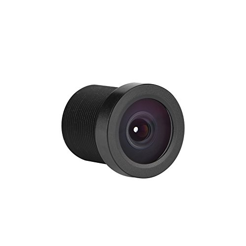 - Vbestlife 1.8mm 170° Wide-Angle 1MP IR Board Lens with Standard M12x0.5 Thread for CCTV Cameras / 1/3inch & 1/4inch CCD Security Camera / 2.0 Aperture