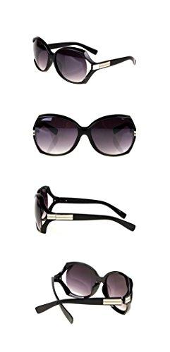 Lens Couleur Lunettes Lunettes Sunglasses Retro de B Lady Gradient des C Soleil Fashion vTwAq0