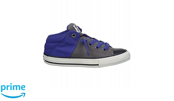 4a13194d79bb8 Converse Grey Chuck Taylor All Star Axel Mid-Top Sneakers - Boys 12 D(M) US