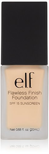 e.l.f. Studio flawless finish foundation Tan, 0.68 Ounce