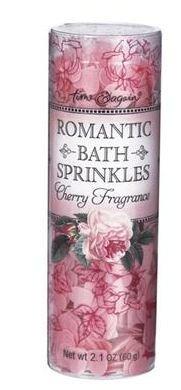 Love Birds - Romantic Bath Sprinkles - Cherry