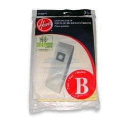 - Hoover B Standard filtration Vacuum Bags 4010102B, 4010103B - Genuine