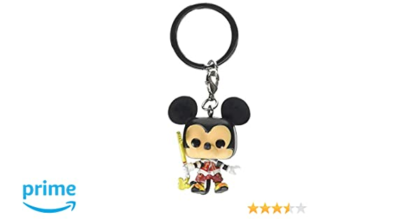 Kingdom Hearts Kingdom Hearts-13134 Llavero Mickey (Funko 13134
