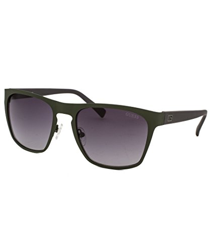 GUESS Eyewear Square Sunglasses (Army - Army Authorized Sunglasses