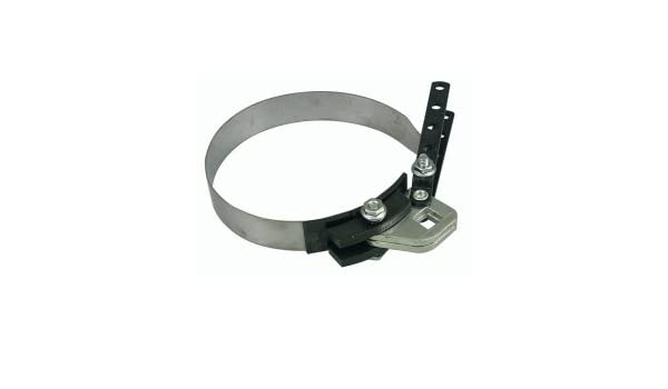Lisle 53100 Adjustable Oil Filter Wrench For Trucks And Tractors Free Shipping