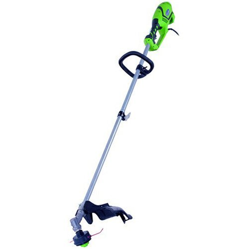GreenWorks 21142 10Amp 18 Inch Straight Shaft Electric String Trimmer / Edger