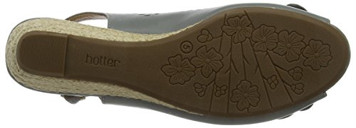 con 081 Sandalias Egg Hotter Mujer Betsy Duck Abierta Punta Gris BSwqnp6wE