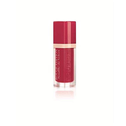 Bourjois Rouge Edition Breath Velvet PlumPlumPidou T77 - (Unit Price) - Sending Fast And Neat - Bourjois Rouge Edition Souffle de Velvet PlumPlumPidou T77 Co-b336