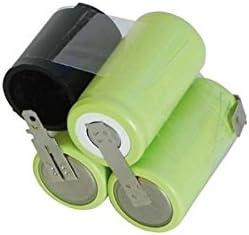 MOULINEX-Batería 3,6 v, 1300 mAh para aspiradora MOULINEX: Amazon ...