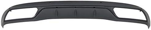 Kitt RDMBW205NB diffusore paraurti posteriore ombra nero standard per paraurti