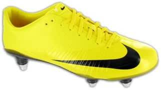 Neuropatía Feudal Saca la aseguranza  Amazon.com   Nike Mercurial Vapor Superfly SG Yellow Size 13   Soccer