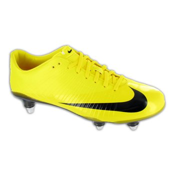 promo code ca210 d26ee Amazon.com | Nike Mercurial Vapor Superfly SG Yellow Size 13 ...
