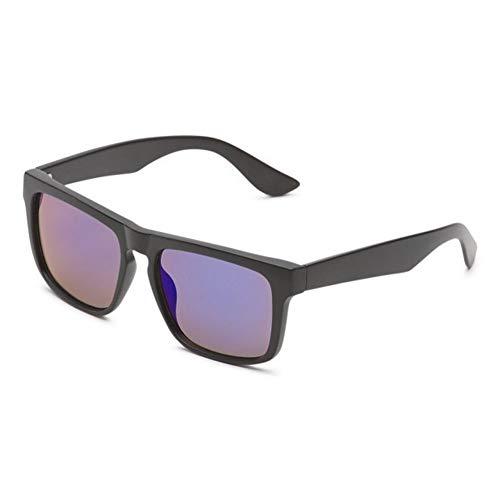 de azul sol Squared Off Gafas negro Vans BHUxqRfwq