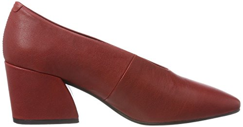 Rojo 40 para Vagabond Tacón Cerrada Punta Olivia Mujer de Zapatos con Red 0wcqz0PA