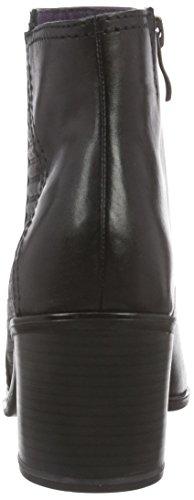 25018 schwarz Marco Ant Tozzi comb Donna black Nero Stivali Premio 096 EYHRwY