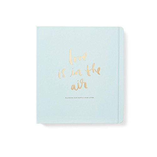 Something old, something new, something borrowed, something—who? Don't forget a beloved tradition or lose track of a single detail with kate spade new york's pretty but practical wedding planner that makes for a picture perfect day. This binders 1.5 ...