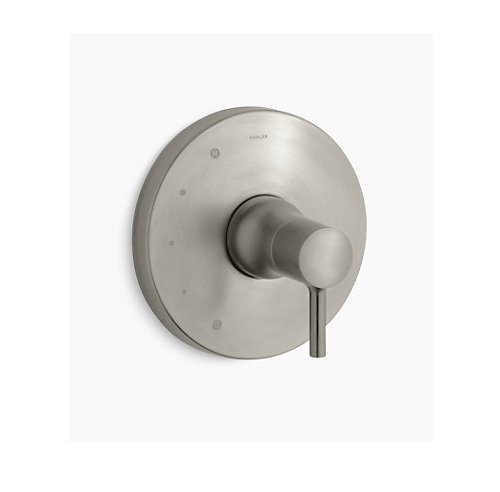 Kohler TS8981-4-BN Rite-Temp valve trim with lever handle