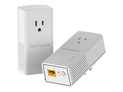 Netgear Powerline Plp1200 - Bridge - Wall-Pluggable by NETGEAR