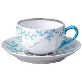 Raynaud - Tasse et soucoupe thé extra - Raynaud - ref: CRISUP261 - CRISUP261