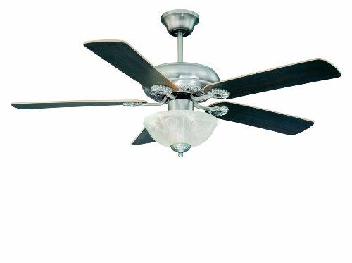Savoy House 52-411-5RV-SN Ceiling Fan, 52