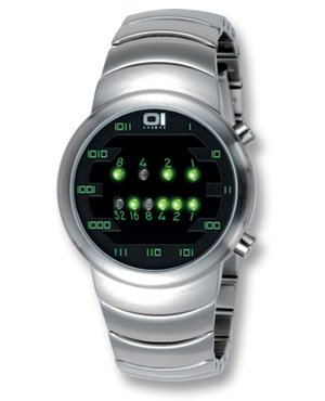01 TheOne Unisex SM102G2 Samui Moon Binary Fashion - Watches For Binary Men