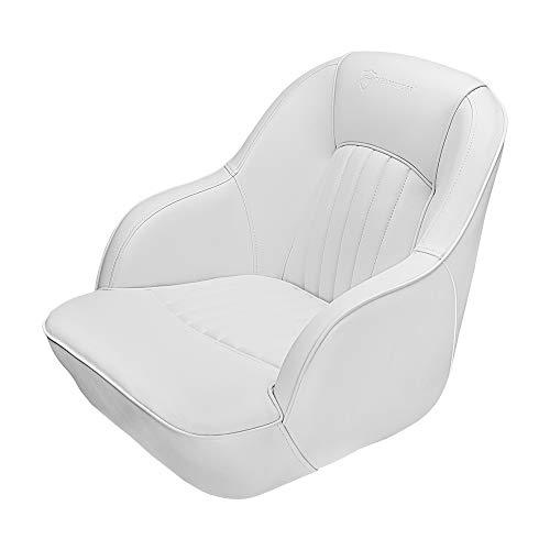 Seamander Pontoon Boat seat Bucket Seat Captain's Seat -S1040 Series ()