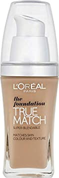 L´Oreal Paris True Match the foundation make-up (N2 Vanilla) 30 ml