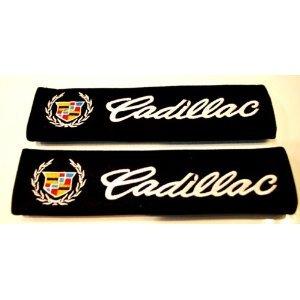 Cadillac Seat-belt Shoulder Pads (Pair)