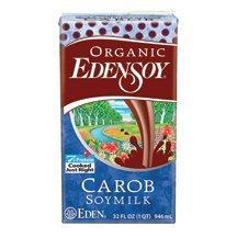 EDENSOY BEV SOY CAROB, 32 FO by Edensoy