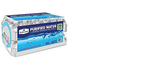 8 oz purified water - 6