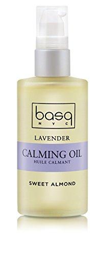 Basq Lavender Calming Oil, Lavender, 2 Fluid Ounce