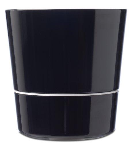 Rosti Mepal Kräutertopf - Hydro groß, Farbe: schwarz