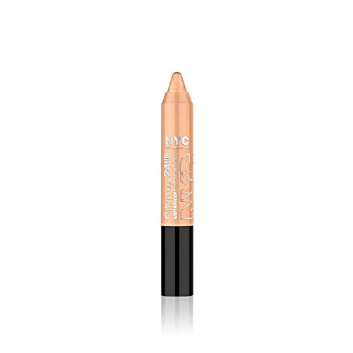 N.Y.C. New York Color City Proof 24 Hr Eye Shadow, Murray Hill Champagne, 0.07 Ounce
