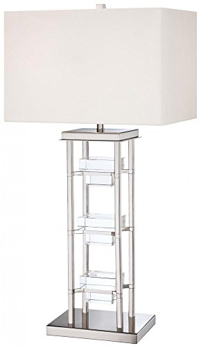 2 George Kovacs Lamp Table - George Kovacs P765-613 Two Light Table Lamp, 11