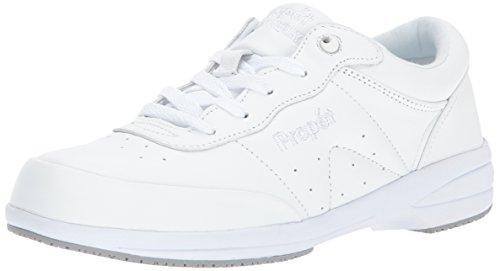 Propet Women's Washable Walker Sneaker Sr White/White