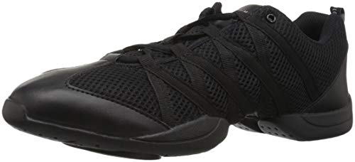 Bloch Women's Criss Cross Dance Shoe, Black