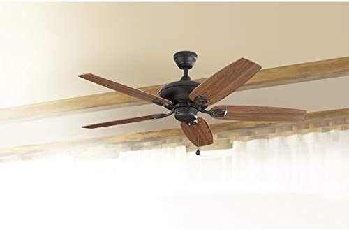 Harbor Breeze Coastal Creek 52-in Bronze Indoor Ceiling Fan