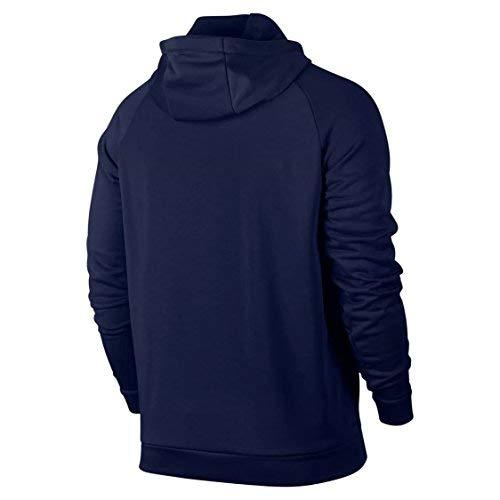 Blanc Nike Sweat À Swoosh Void Bleu M Capuche Po blue Dry Homme Nk 7X7qwr