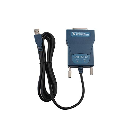 National Instruments GPIB-USB-HS Interface Adapter Controller IEEE 488