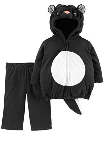 Carter's Baby Boys' Costumes (3-6 Months, Skunk) -