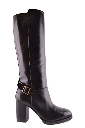 Tod's Women's MCBI293157O Black Leather Boots cheap latest collections discount best store to get outlet shop offer visit cheap online 8StiICO