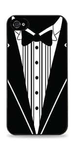 Tuxedo Apple iPhone 5C Hardshell Case - Black - 677