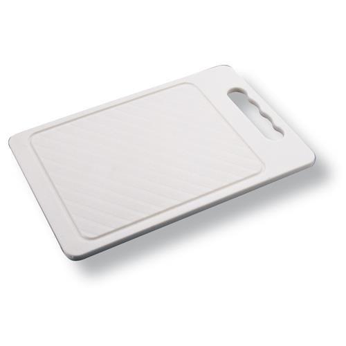 Tabla Cortar 15X25Cm Nylon Blanca TOYMA 49Y10701