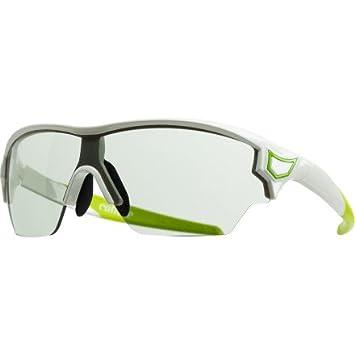 2f45d54f34 Catlike D'Lux Plus Gafas para Ciclismo Fotocromáticas, Unisex, Blanco  (White/