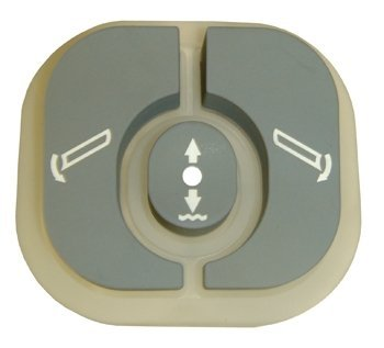 Boss Part # STB09617 - CONTROL PAD STRAIGHT BLADE SMART TOUCH 2