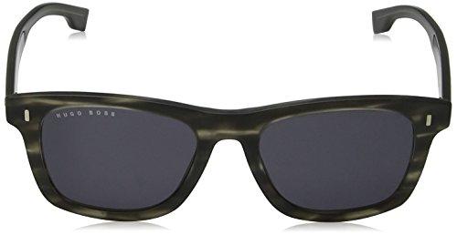 S Naranja Grey 0925 Khaki Boss Dkhorn Grey Sonnenbrille ApBxa