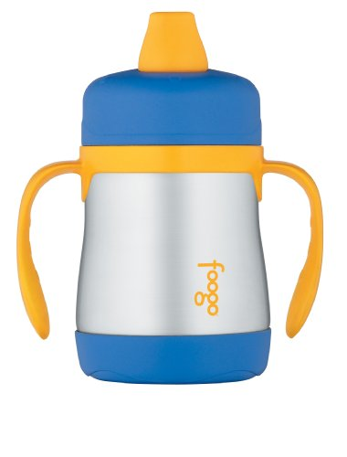 THERMOS Insulated Stainless 7 Ounce Handles