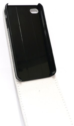 Emartbuy® Apple Iphone 4 4G Hd Shimmer Finition De Cas De Secousse / Couverture / Pochette Blanc