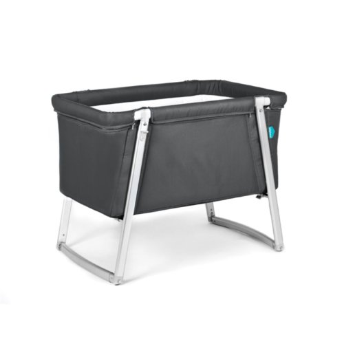 BabyHome Dream Bassinet- Graphite