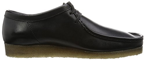 Originals black Leather Hombre 261227087 Mocasines Clarks Negro gFXxdZqgw